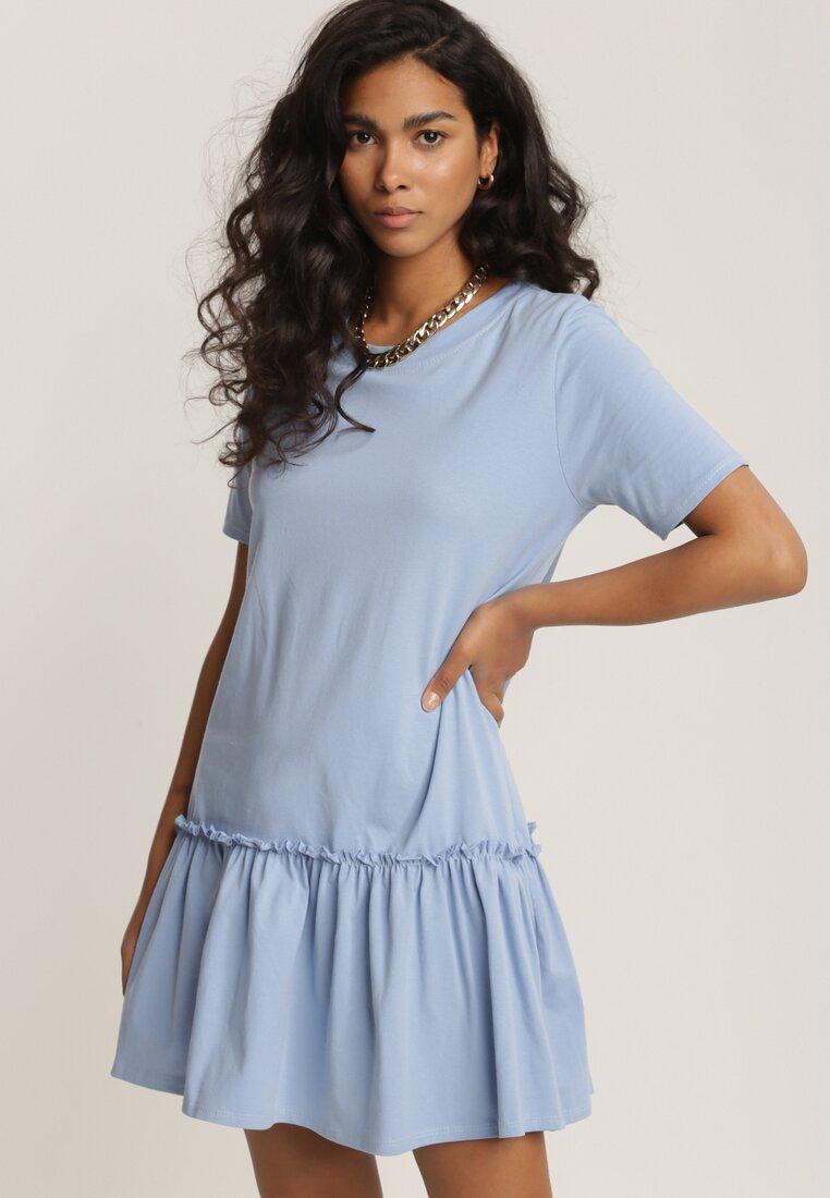 Niebieska Sukienka Jennireida