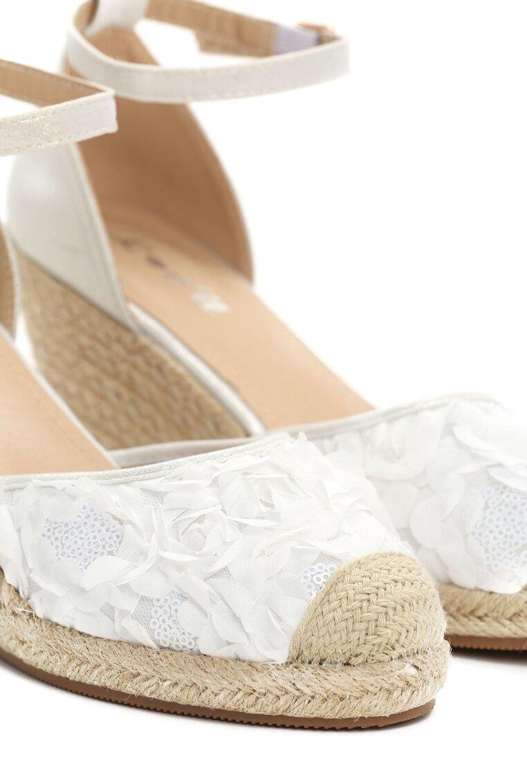 Białe Sandały Antidotum