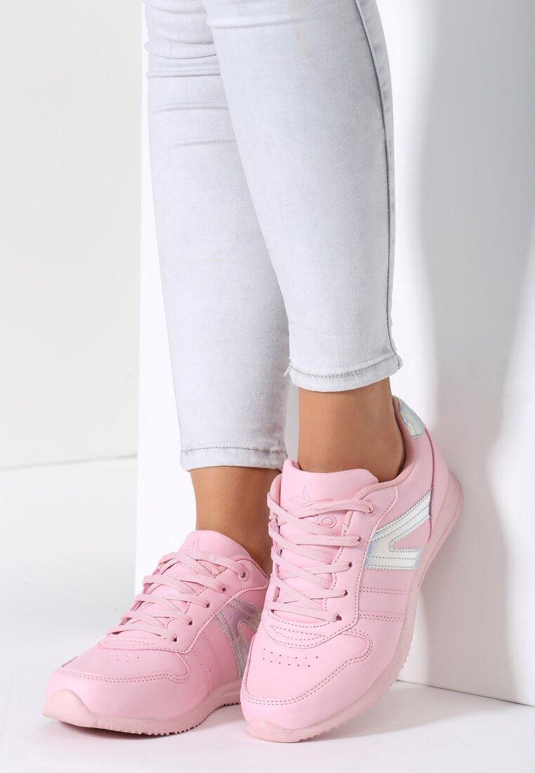 Różowe Buty Sportowe Motivate