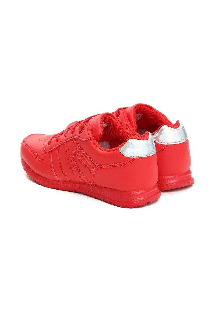 Czerwone Buty Sportowe Eager Motivate