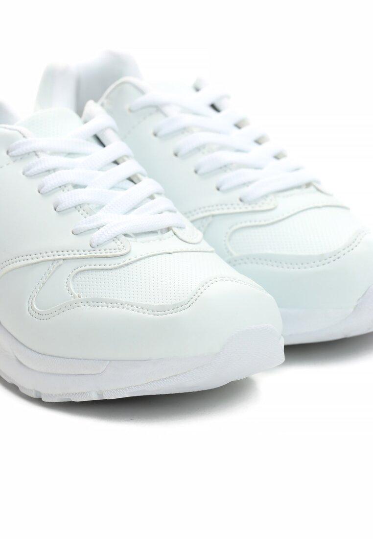 Białe Buty Sportowe Cross Your Mind