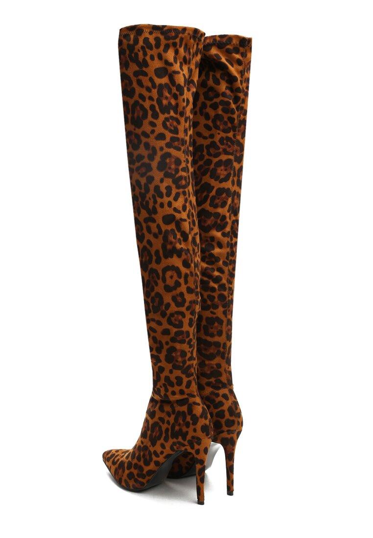 Panterkowe Kozaki Wild Cheetah