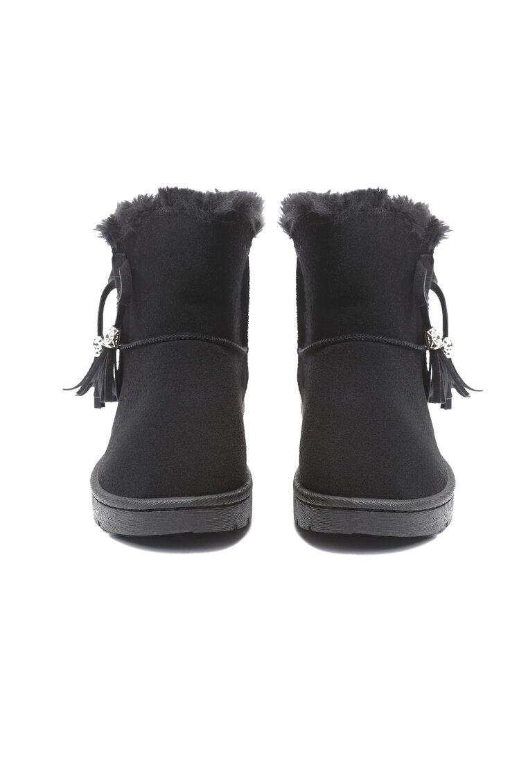 Czarne Śniegowce Right