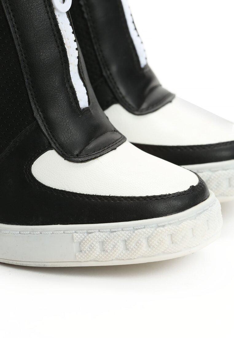 Czarne Sneakersy Fell Of Grape