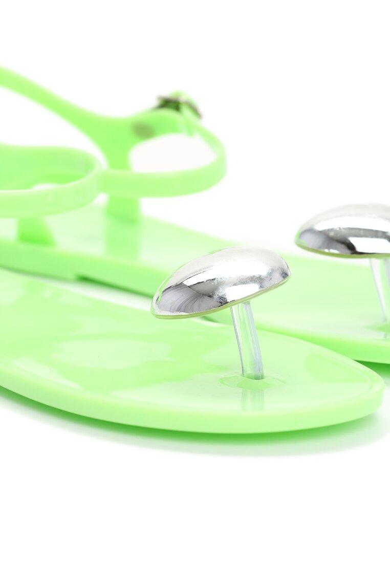 Zielone Sandały Twinkle