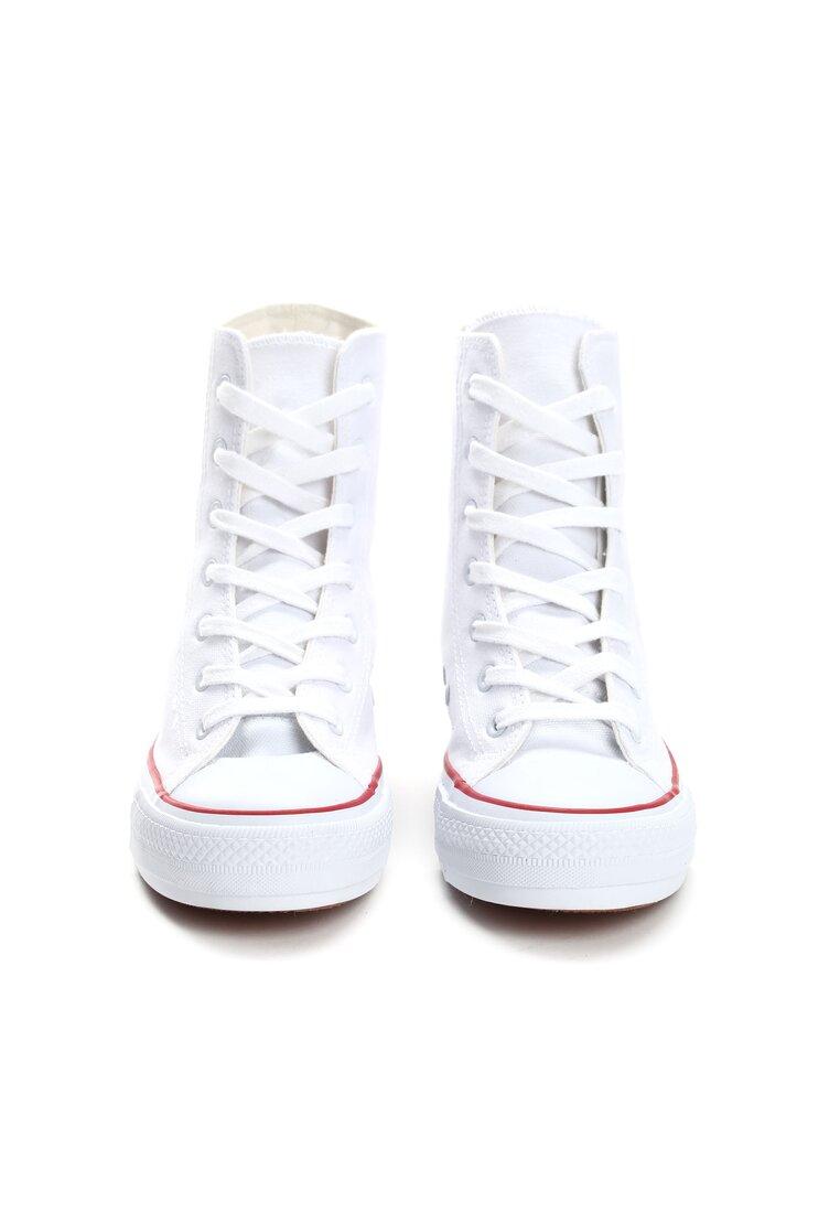 Białe Sneakersy Bjorn