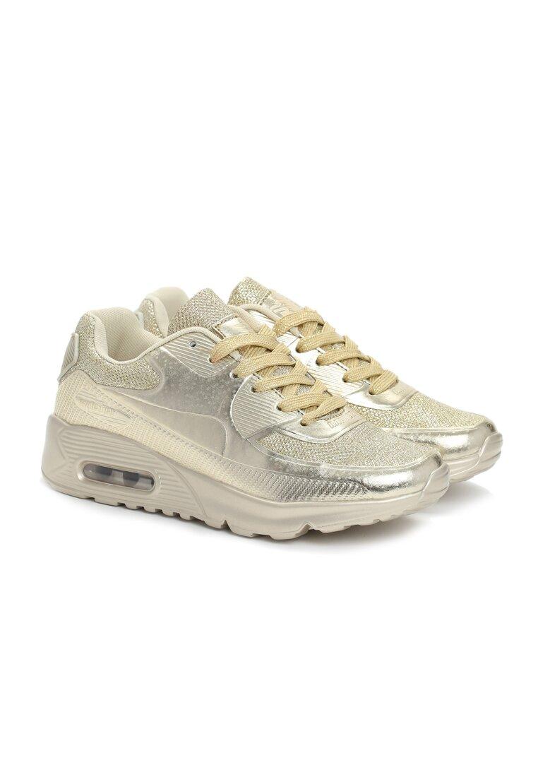 Złote Buty Sportowe Taylor
