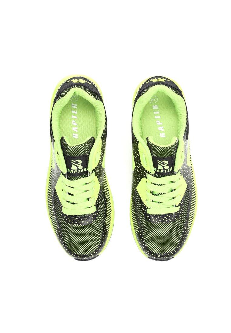 Neonowe Buty Sportowe Apricot Mood