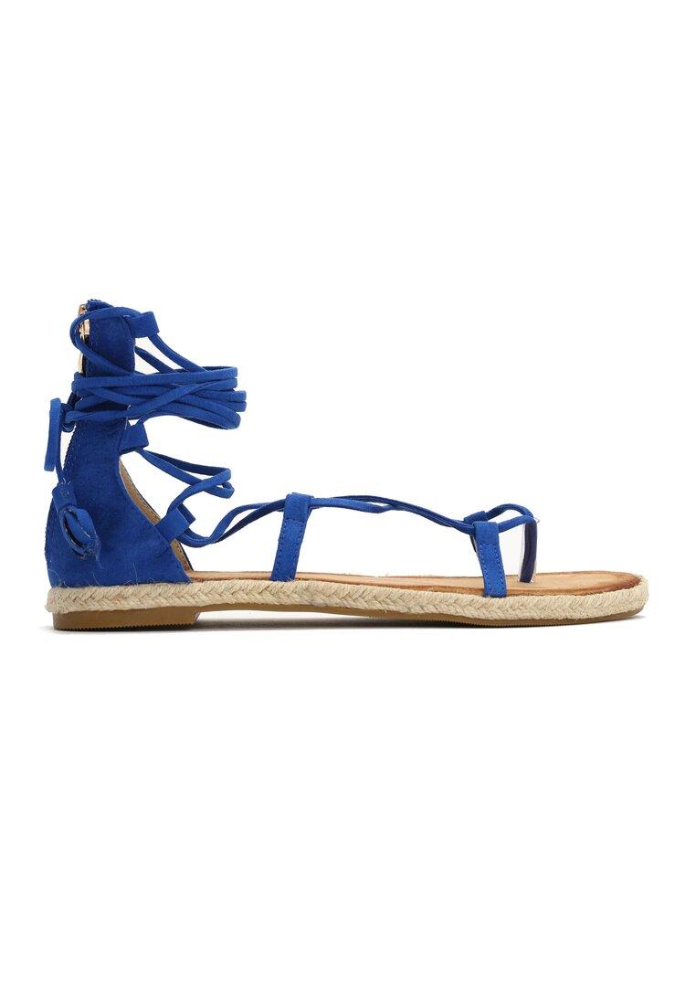 Kobaltowe Sandały Primrose