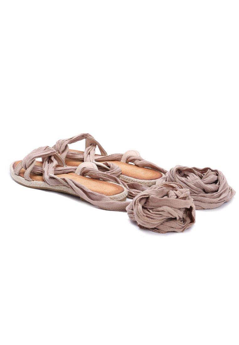 Khaki Sandały Denice