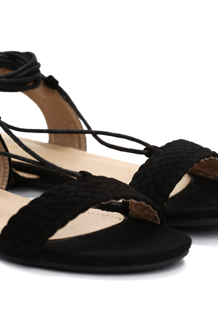 Czarne Sandały The Reader