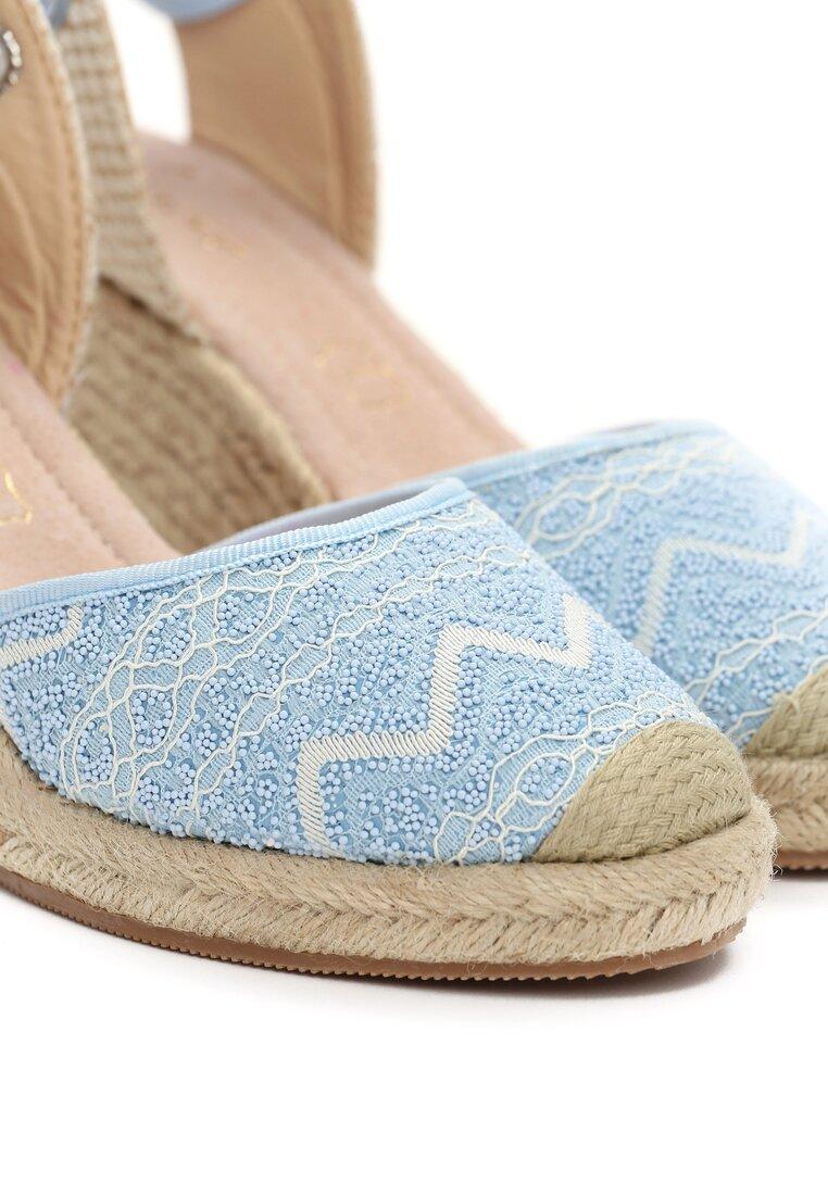 Błękitne Sandały Mehima