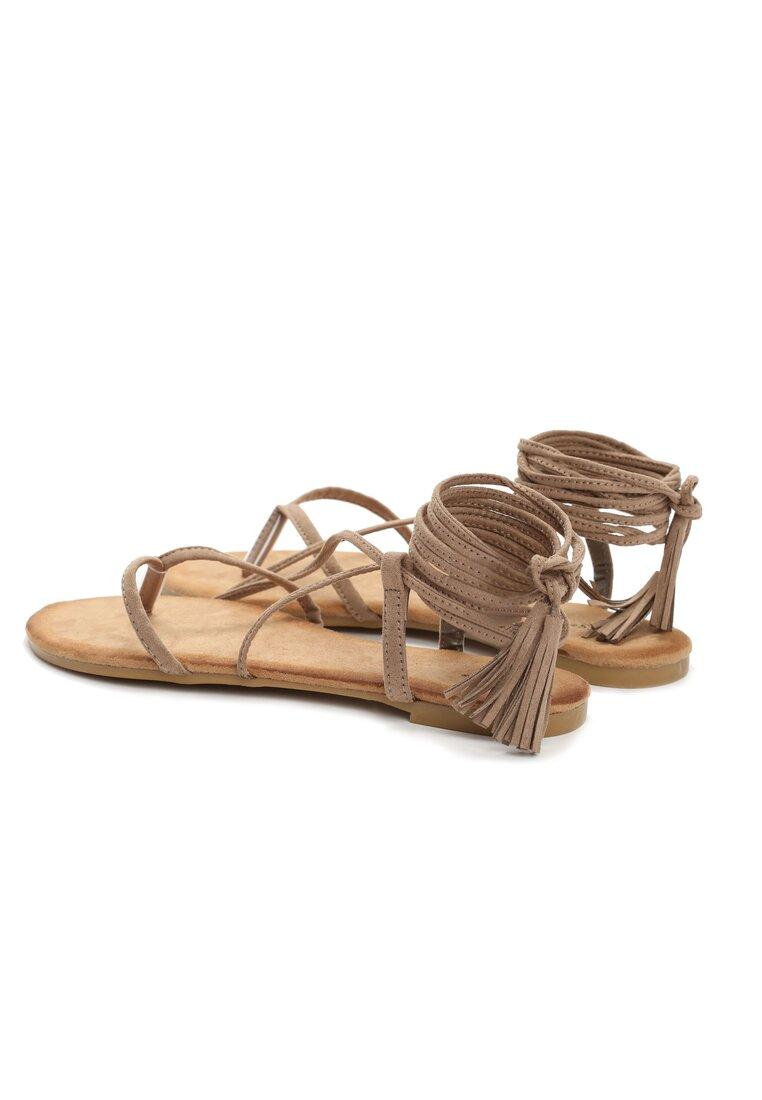 Khaki Sandały Togo
