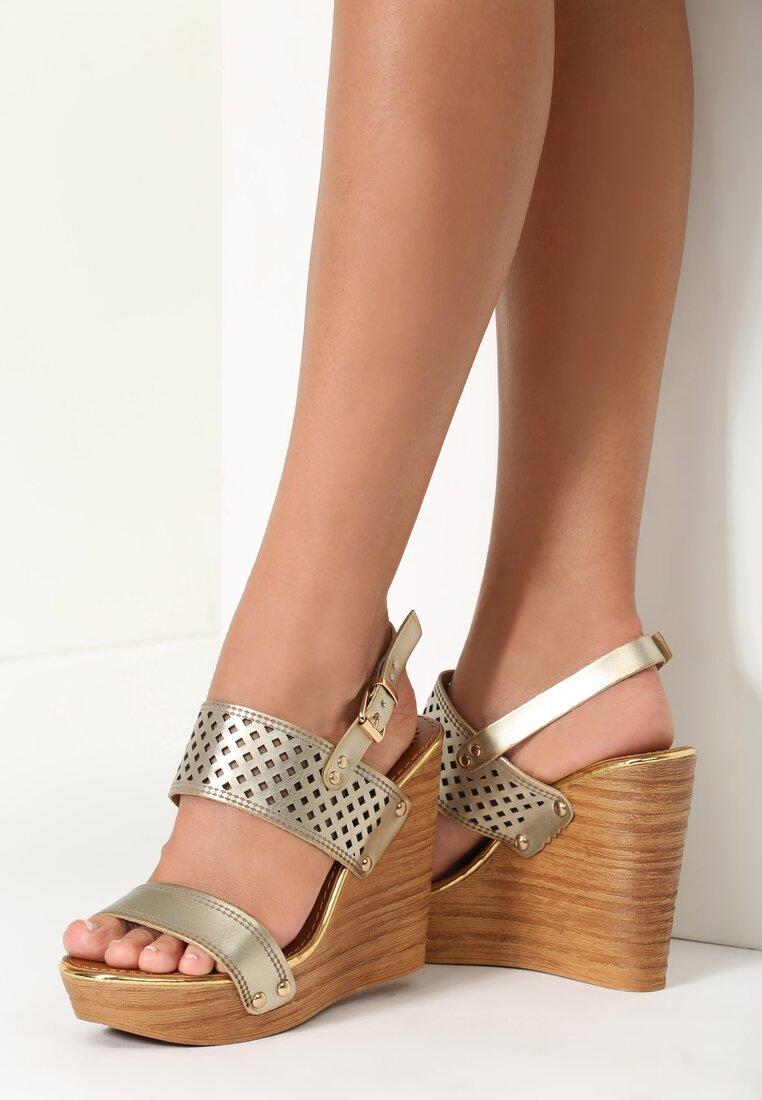 Złote Sandały Mery