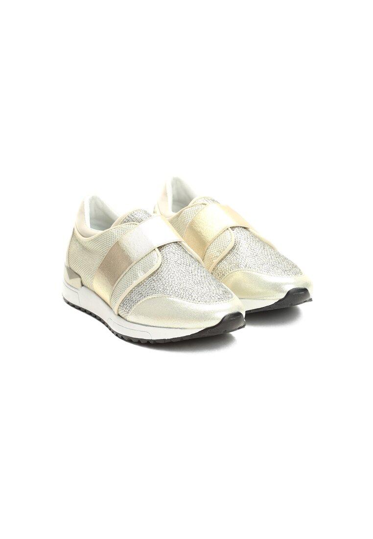 Złote Buty Sportowe Beatriz