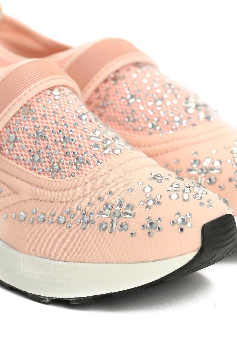Różowe Buty Sportowe Beauty And A Beat