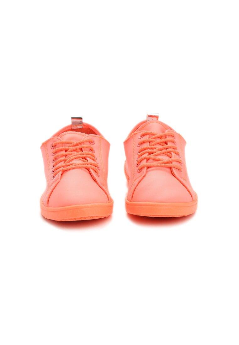 Pomarańczowe Tenisówki Caiden