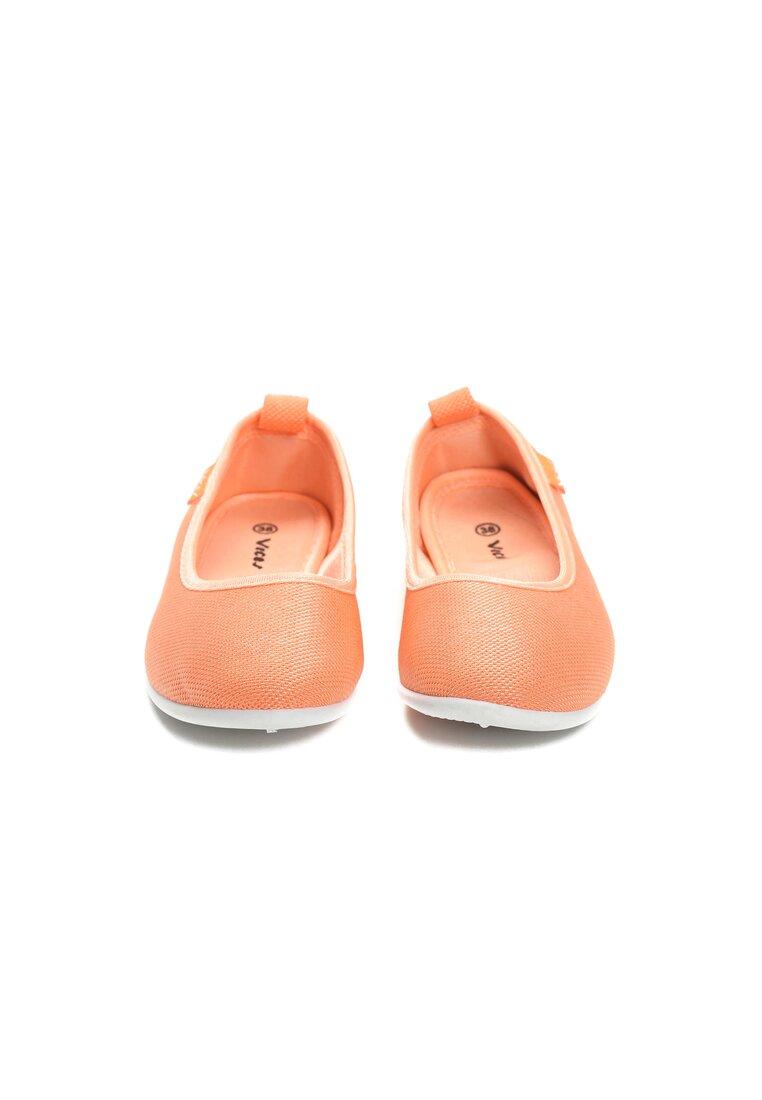 Pomarańczowe Baleriny Ireneo