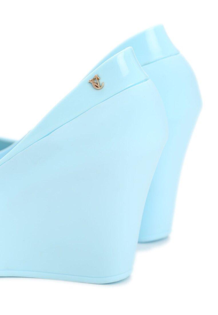 Niebieskie Koturny Rennah
