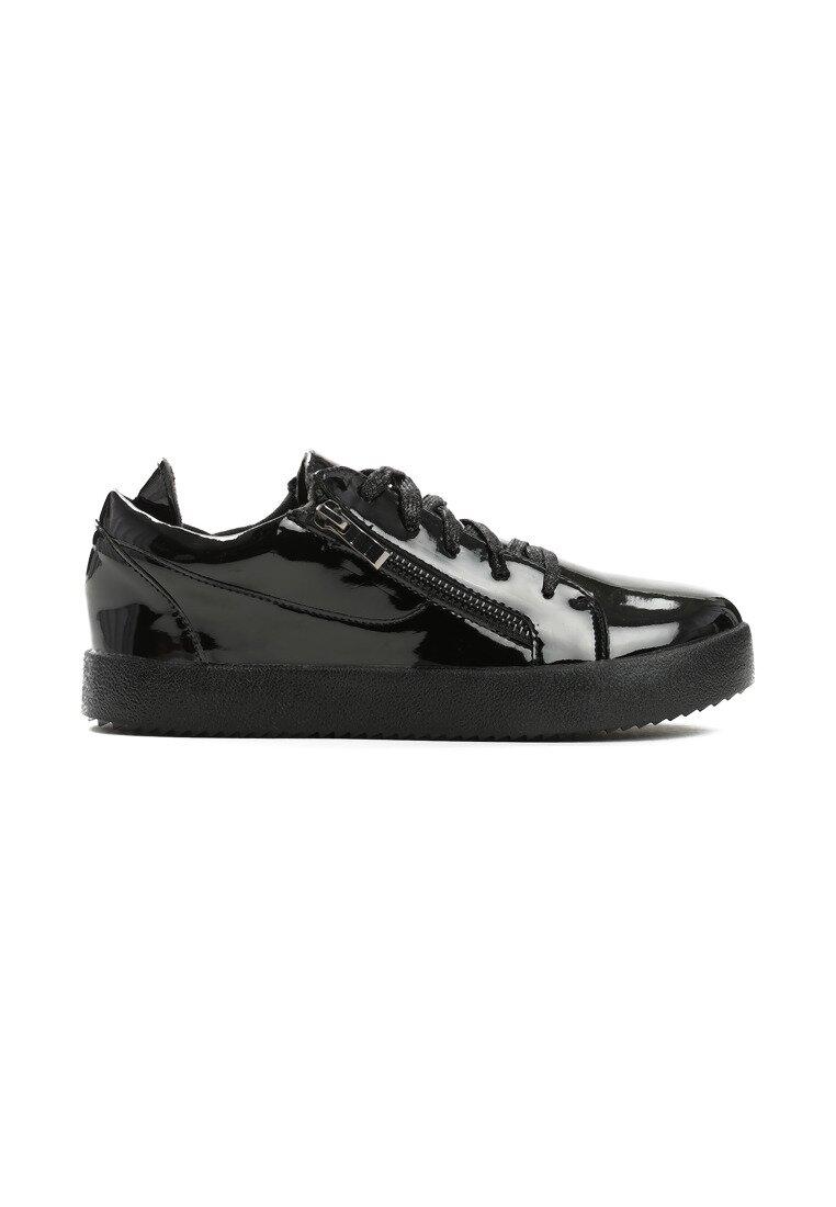 Czarne Buty Sportowe Mickay