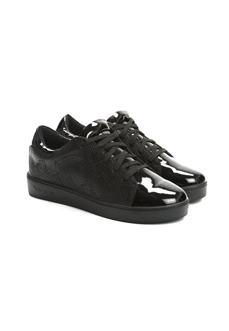 Czarne Buty Sportowe Cassius