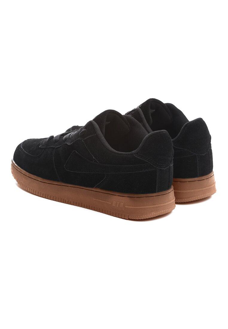 Czarne Buty Sportowe Classic Trini