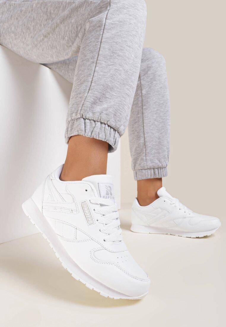 Białe Buty Sportowe Myron