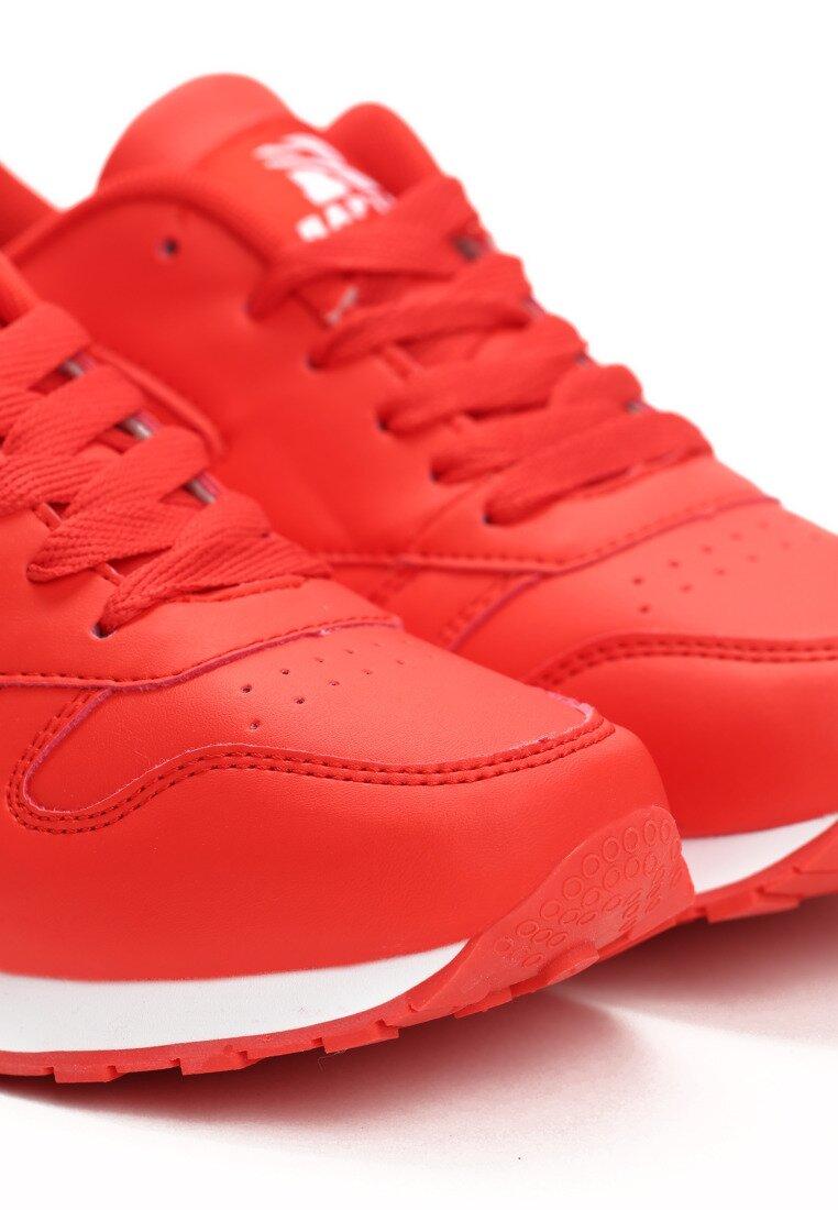 Czerwone Buty Sportowe Gemini