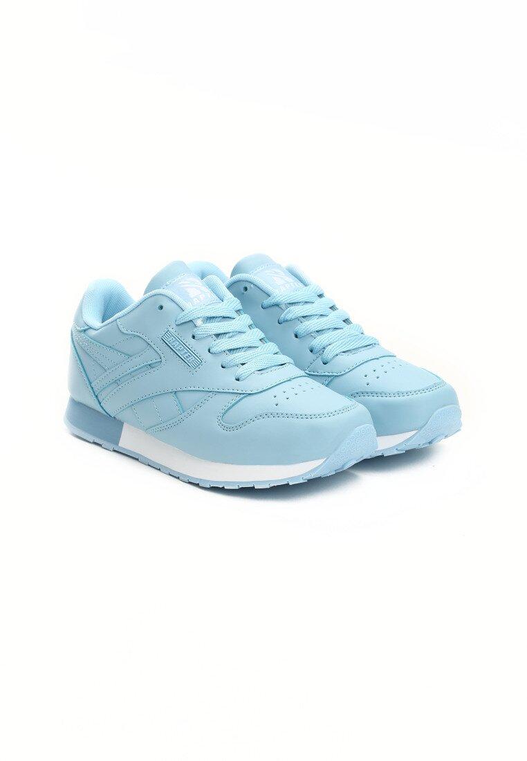 Niebieskie Buty Sportowe Gemini
