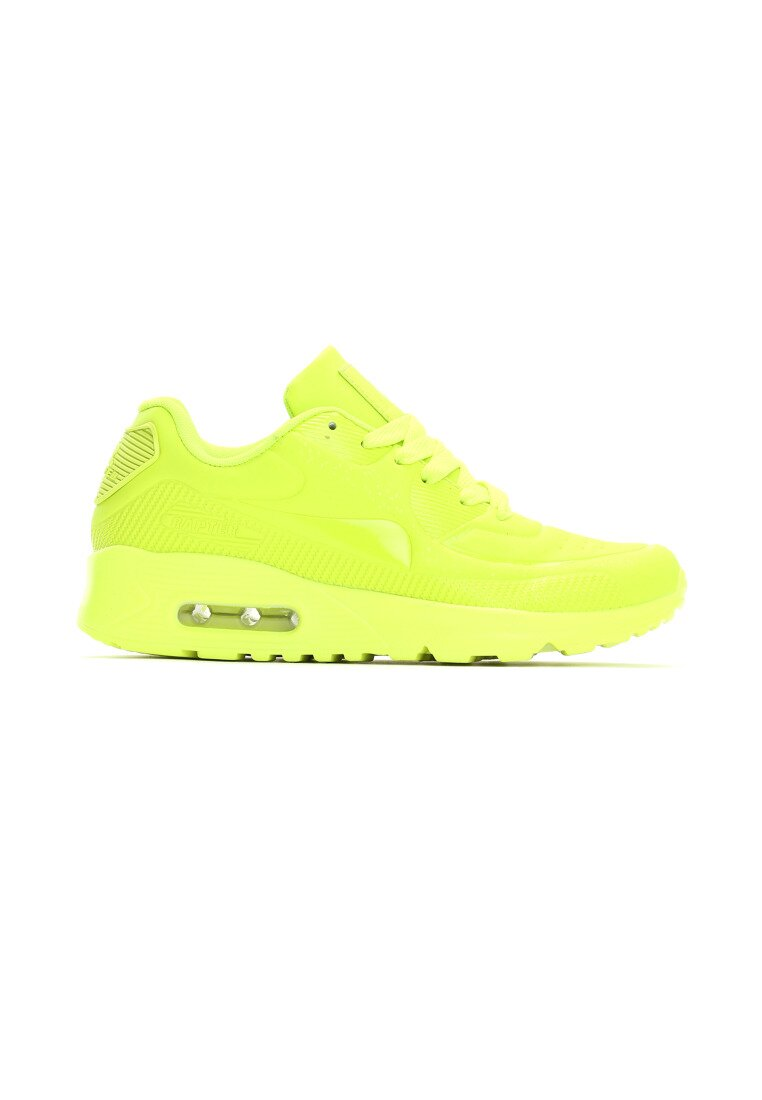 Limonkowe Buty Sportowe Eren