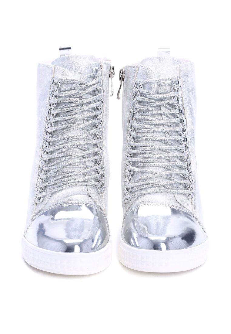 Białe Sneakersy Sorry