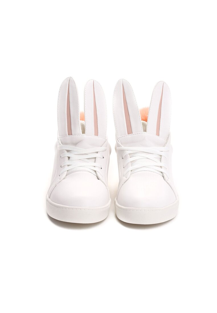 Białe Buty Sportowe Ogee