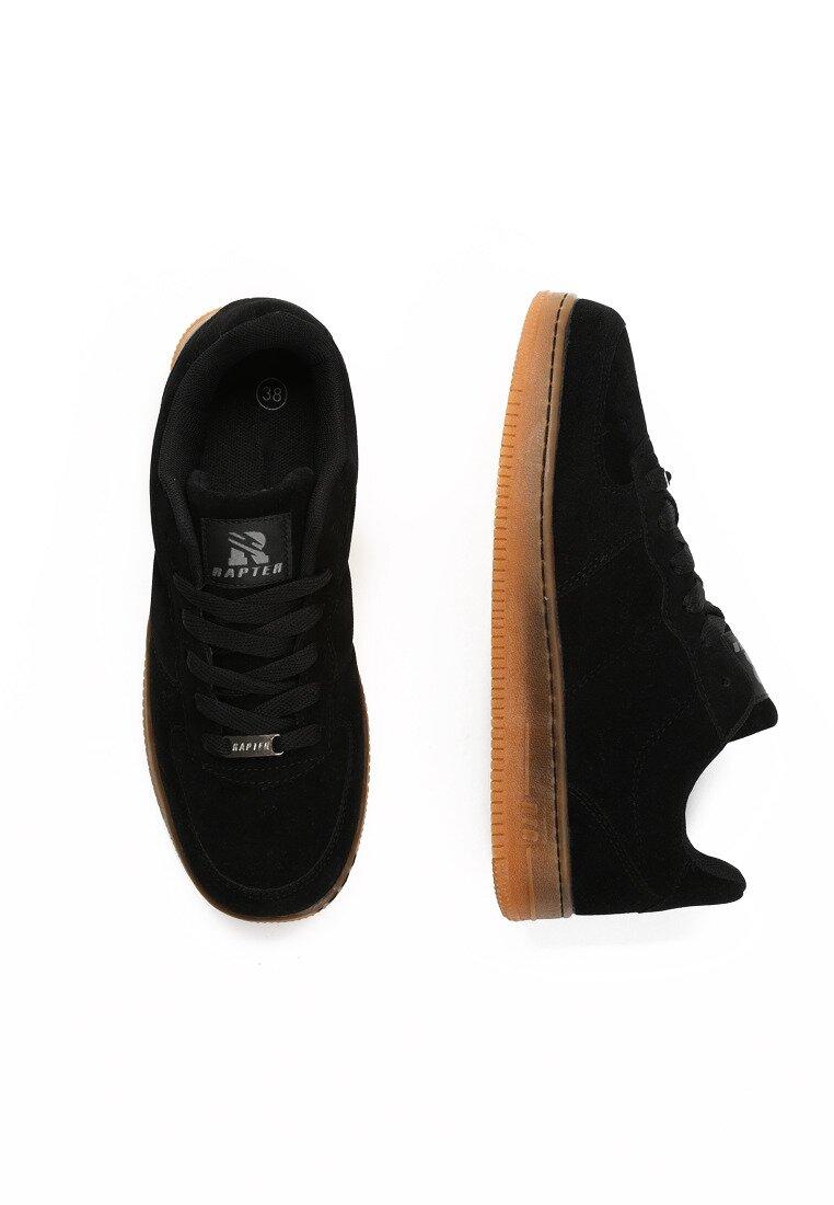 Czarne Buty Sportowe Alenia