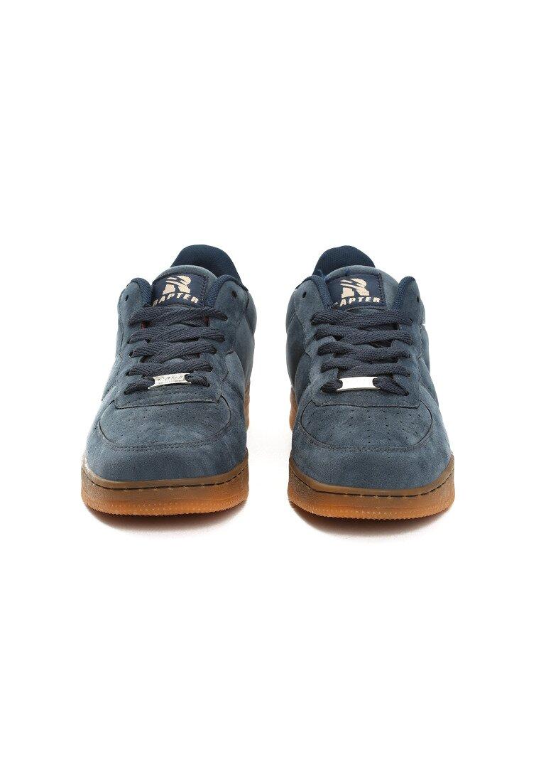 Granatowe Buty Sportowe Alenia