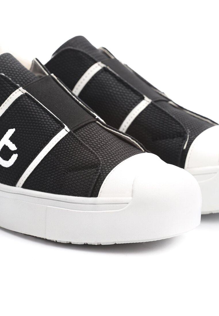 Czarne Buty Sportowe Liberty