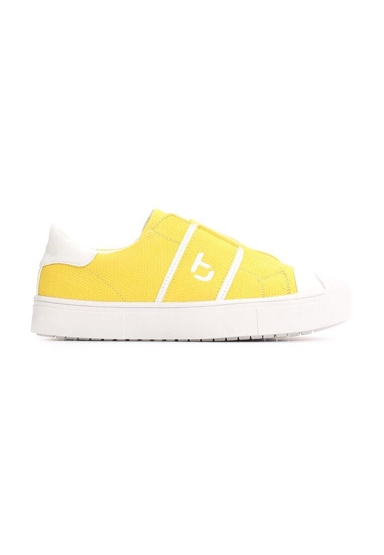 Żółte Buty Sportowe Liberty