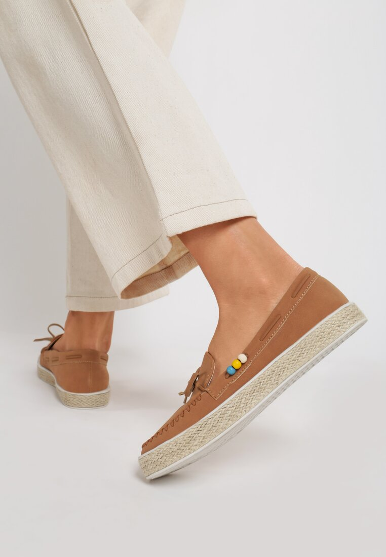 Camelowe Espadryle Blend Together