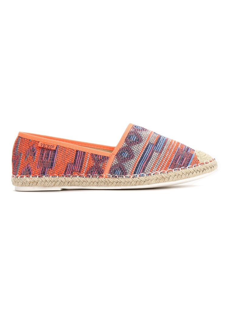 Fuksjowe Espadryle Enjoy The Silence
