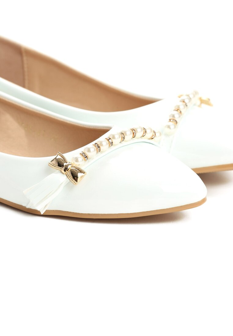 Białe Baleriny Sipa