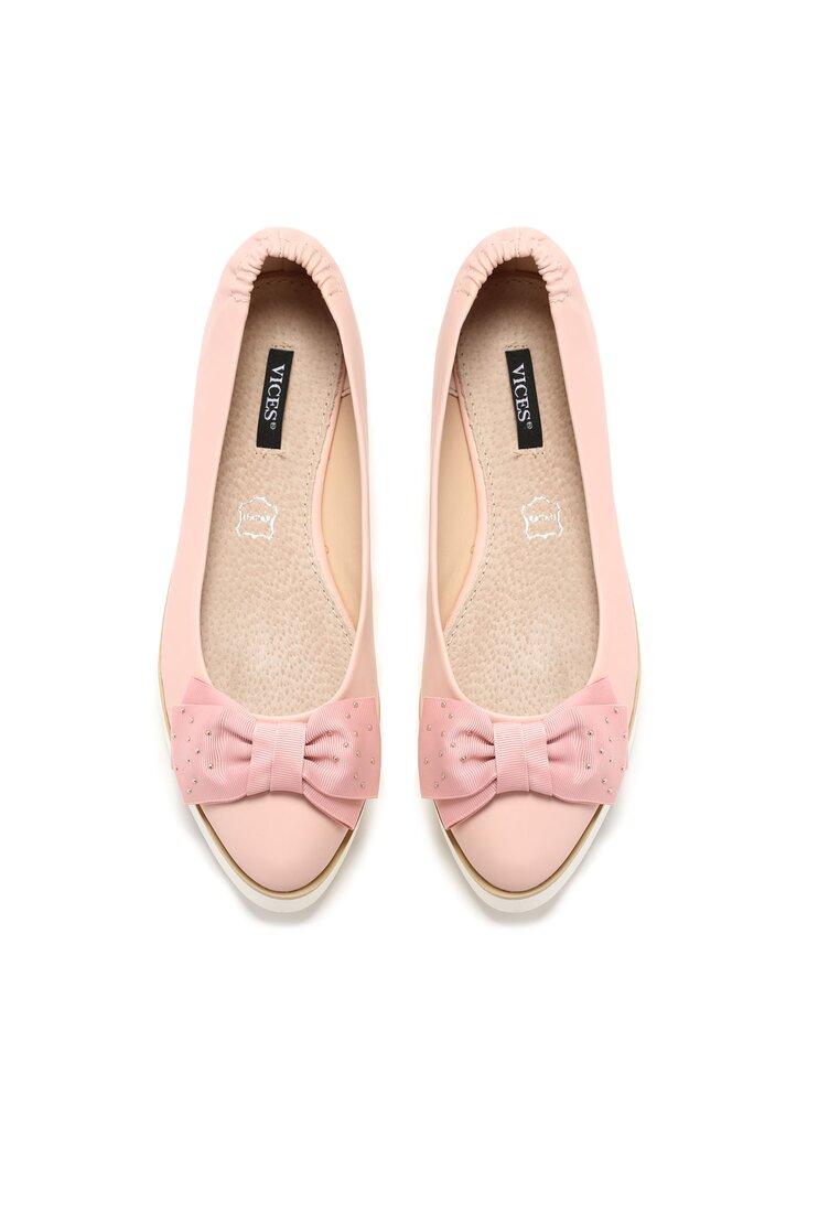 Różowe Baleriny Cat's Claw