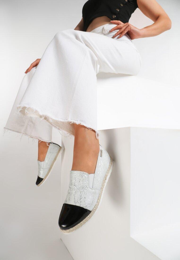 Białe Espadryle Phia