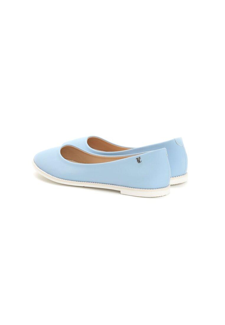 Błękitne Baleriny Dedra
