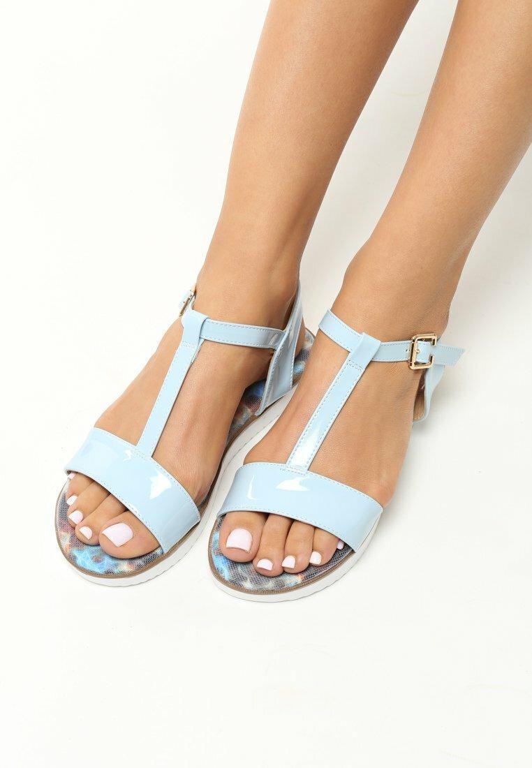 Niebieskie Sandały Fireflies
