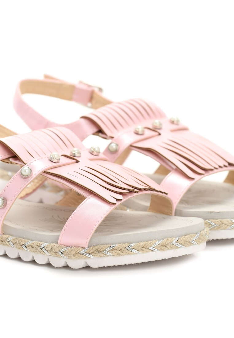 Różowe Sandały Formulas