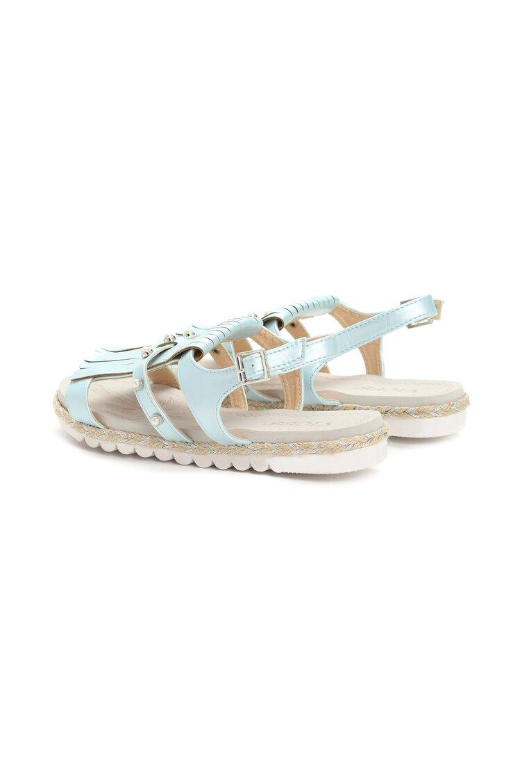 Niebieskie Sandały Formulas