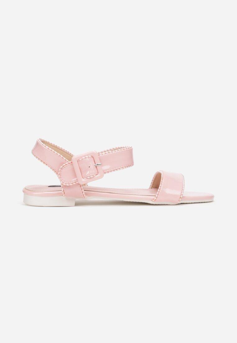 Różowe Sandały Lagom