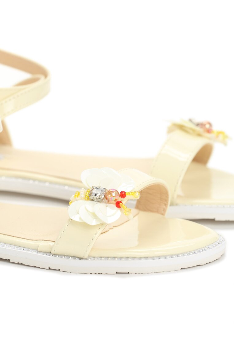 Żółte Sandały Dreaming Of Me