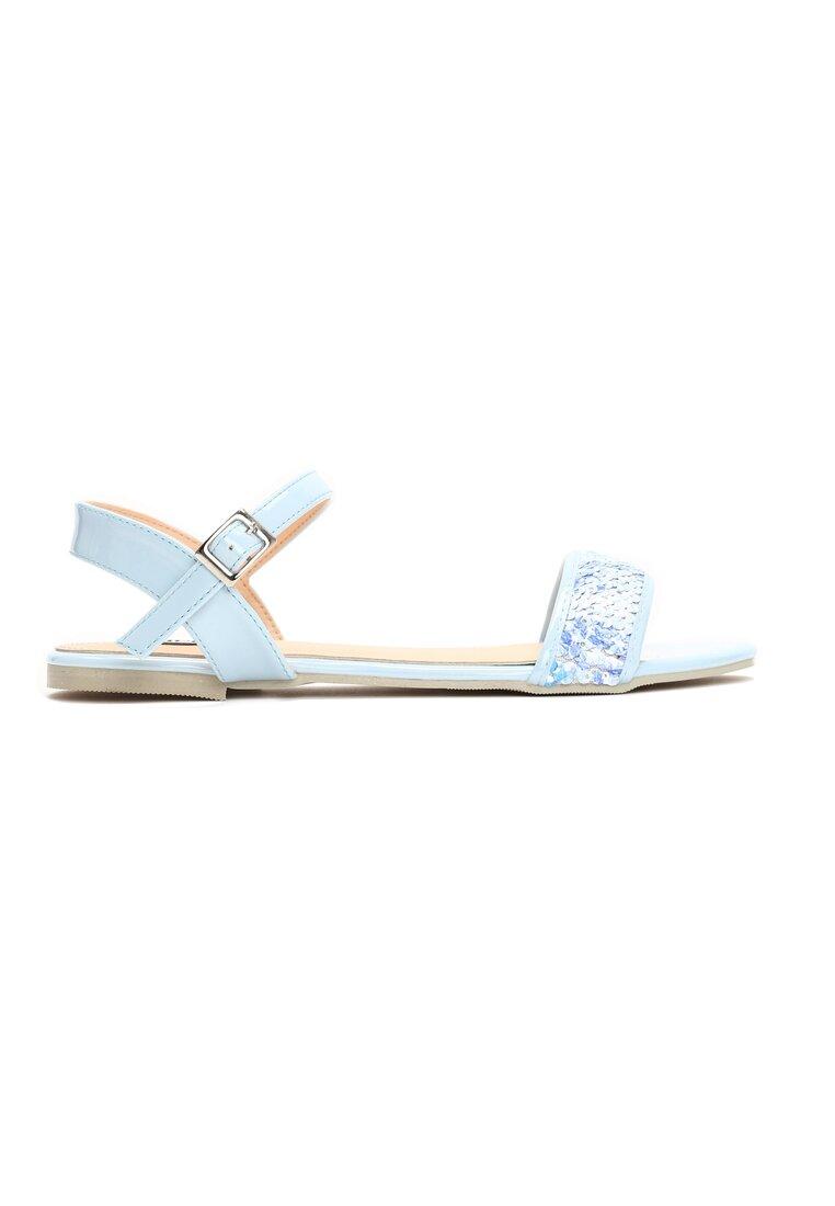 Niebieskie Sandały Mellifluous