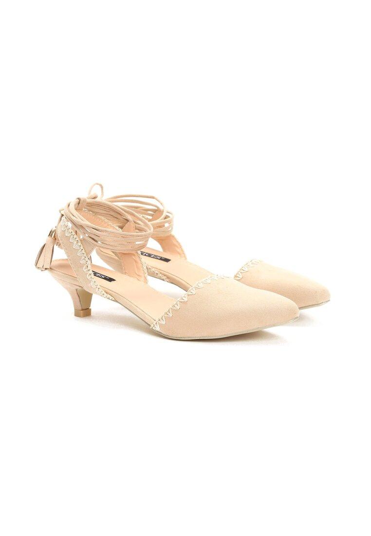 Beżowe Sandały Epoch