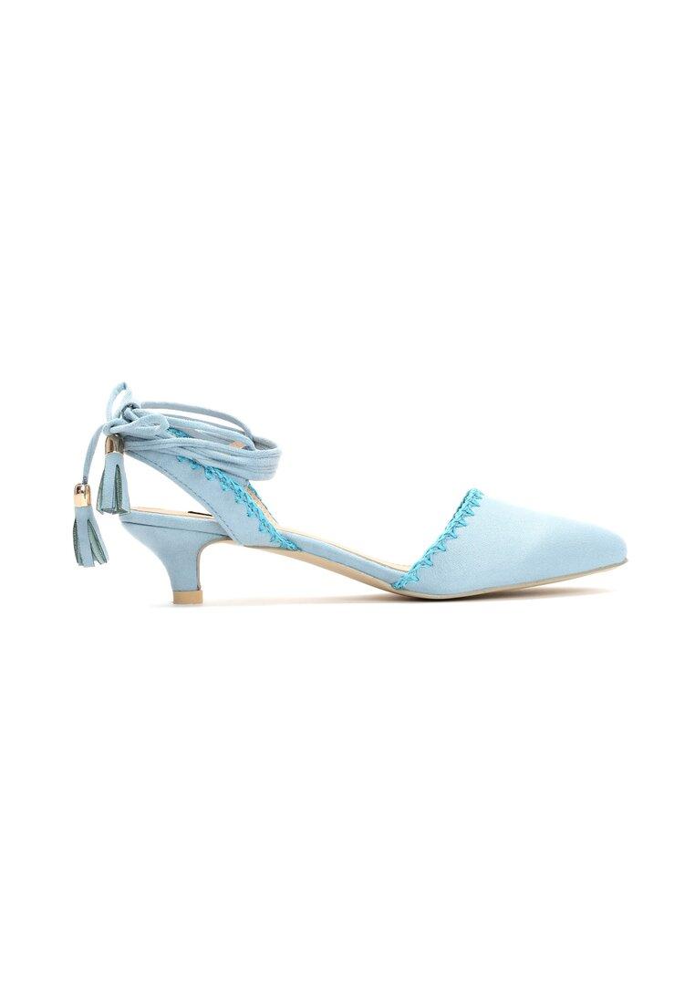 Niebieskie Sandały Epoch